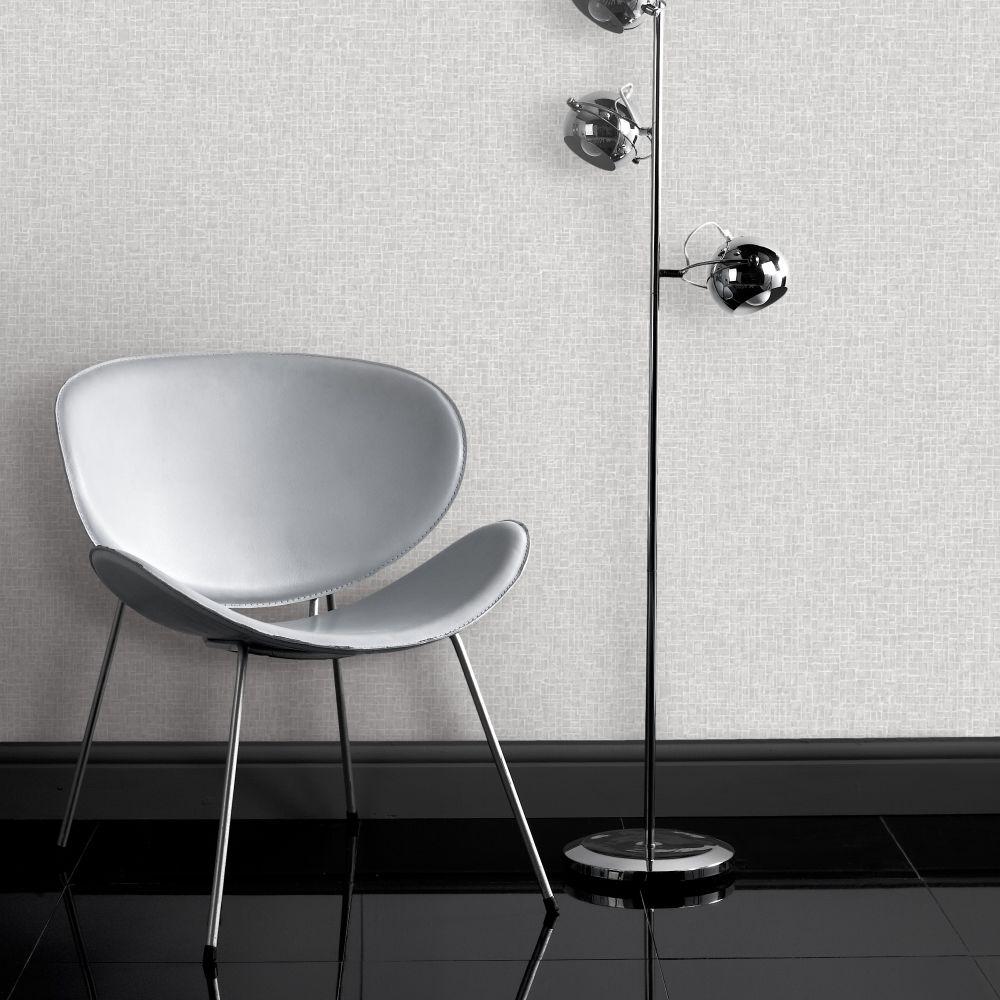 SK Filson Mosaic Silver Wallpaper - Product code: LV3302