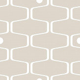 Mini Moderns Net & Ball Stone Wallpaper - Product code: AZDPT038ST
