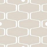 Mini Moderns Net & Ball Stone Wallpaper - Product code: AZDPT038ST