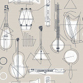 Mini Moderns Concert Stone Wallpaper - Product code: AZDPT039ST
