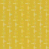 Mini Moderns Transmission Mustard Wallpaper - Product code: AZDPT040MU