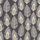 Arthouse Glam Feather Charcoal Wallpaper - Product code: 904502