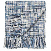 Scion Usuko Knitted Throw Blue - Product code: DA403188875