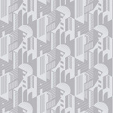 Mini Moderns Bauhaus Concrete Wallpaper - Product code: AZDPT044CO