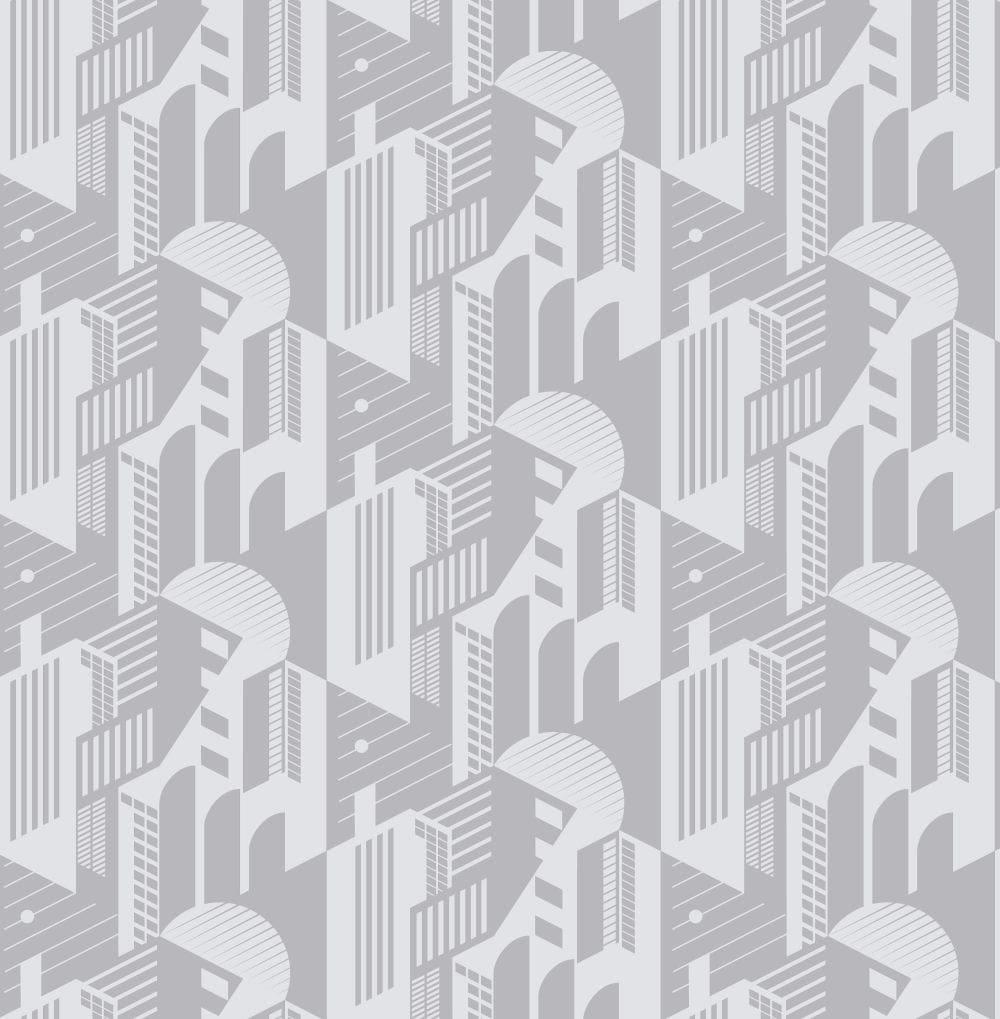 Mini Moderns Bauhaus Concrete Wallpaper - Product code: AZDPT044CO