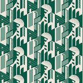 Mini Moderns Bauhaus Douglas Fir Wallpaper - Product code: AZDPT044DF