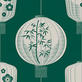 Mini Moderns Lucky Lantern Douglas Fir Wallpaper - Product code: AZDPT045DF