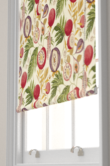 Sanderson Jackfruit Fig / Olive Blind - Product code: 226562