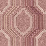 Arthouse Hexagon Dusky Pink Wallpaper - Product code: 904906