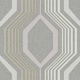 Arthouse Hexagon Grey Wallpaper - Product code: 904907
