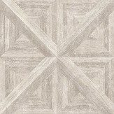Albany Diamond Parquet Taupe Wallpaper - Product code: 24019