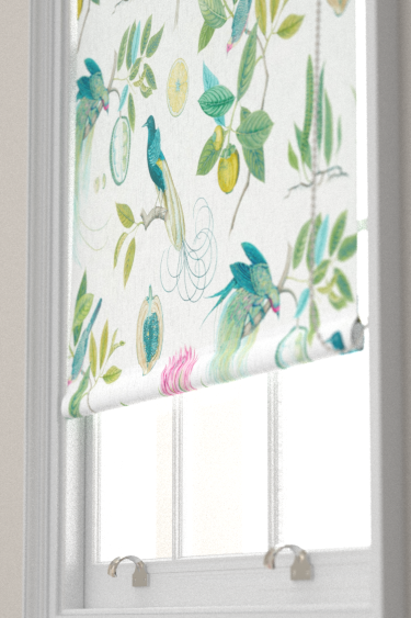 Sanderson Paradesia Botanical Green Blind - Product code: 226563