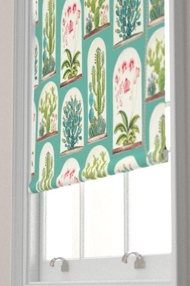 Sanderson Terrariums Eucalyptus / Bengal Blind - Product code: 226571