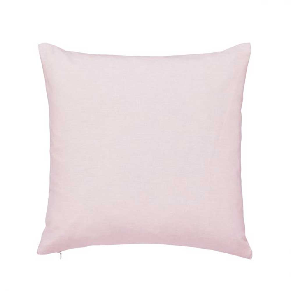 Protea Flower Cushion - Sea Pink - by Sanderson