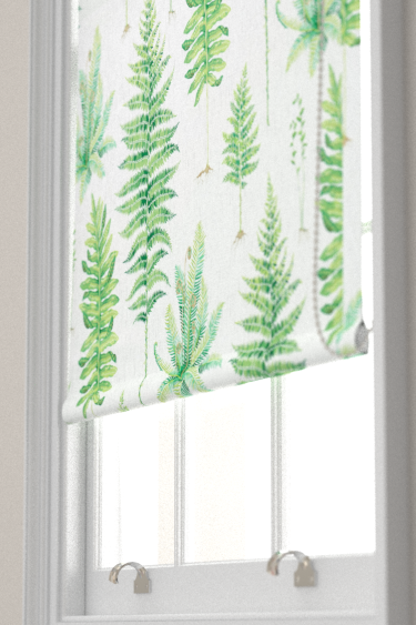 Sanderson Fernery Botanical Green Blind - Product code: 226579