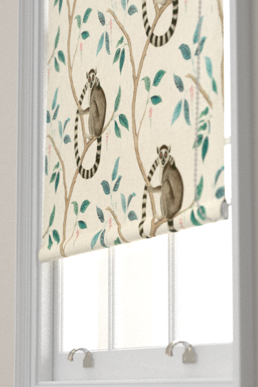 Sanderson Ringtailed Lemur Grey Blind - Product code: 226582