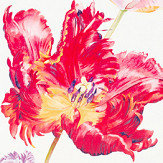 Sanderson Tulipomania Botanical Fabric - Product code: 226583