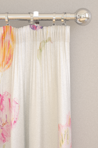 Sanderson Tulipomania Botanical Curtains - Product code: 226583
