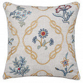 Morris Strawberry Thief Cushion Linen - Product code: DA21021520