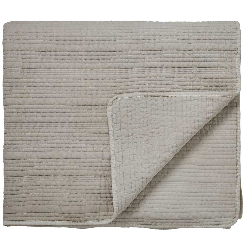Wandle Throw - Linen - by Morris