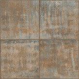 Albany Sheet Metal Copper Wallpaper - Product code: PP3401