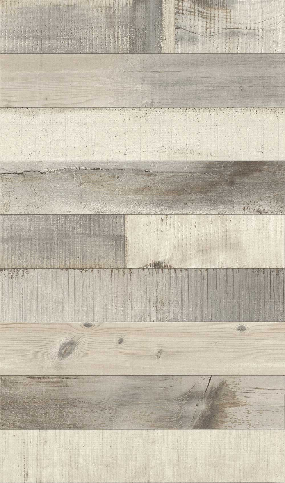 Albany Floor Boards Grey Wallpaper - Product code: 442113