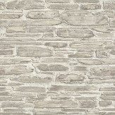 Albany Brick Effect Grey Wallpaper - Product code: 863413