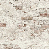 Albany Rustic Wall White Wallpaper - Product code: 939309
