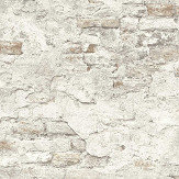 Albany Rustic Wall Grey Wallpaper - Product code: 939316