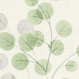 Albany Natasha Green Wallpaper - Product code: 8992