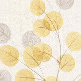 Albany Natasha Yellow Wallpaper - Product code: 8993
