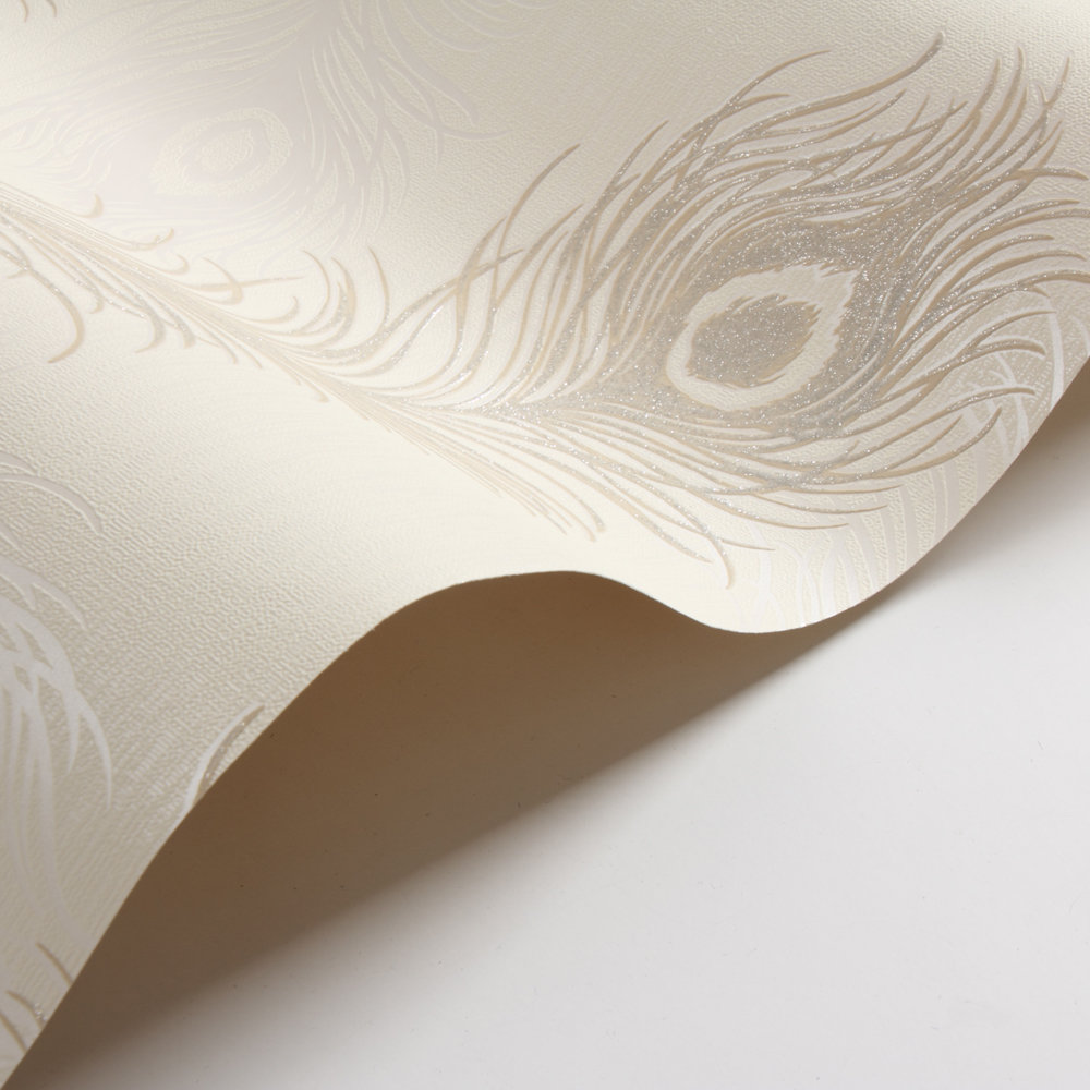 Albany Viola Brown / Cream Wallpaper - Product code: 40913
