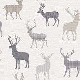 Arthouse Country Stag Neutral Wallpaper - Product code: 942400