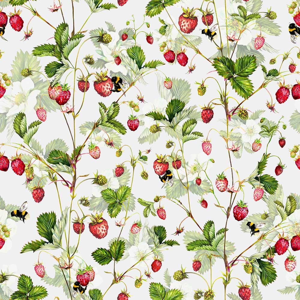 Isabelle Boxall Bumble Wallpaper - Product code: IB5004