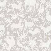 Andrew Martin Otomi Dove Wallpaper - Product code: OT03 - DOVE