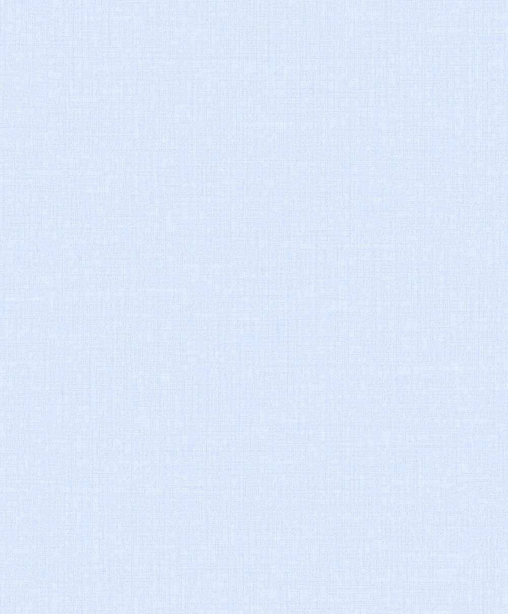 Grandeco Plain Weave Blue Wallpaper - Product code: LO1004