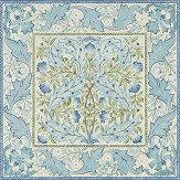 Morris Wilhelmina Indigo Wallpaper - Product code: 216671