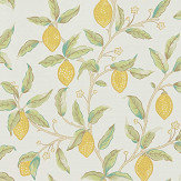 Morris Lemon Tree Bay Leaf Wallpaper - Product code: 216672