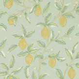 Morris Lemon Tree Sage Wallpaper - Product code: 216673