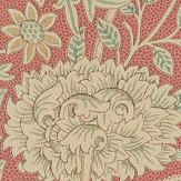 Morris Double Bough Carmine Red Wallpaper - Product code: 216683