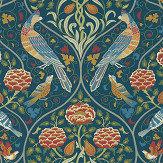 Morris Seasons by May Indigo Wallpaper - Product code: 216686
