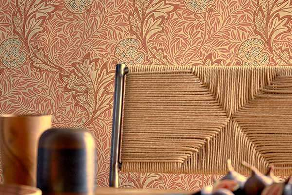 Morris Apple Rust Gold Wallpaper - Product code: 216688