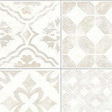Arthouse Diamond Tile Taupe Wallpaper - Product code: 906003