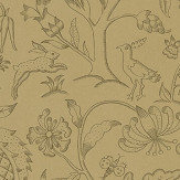 Morris Middlemore Antique Gold Wallpaper - Product code: 216696
