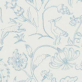 Morris Middlemore Cornflower Chalk Wallpaper - Product code: 216698