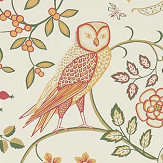 Morris Newill Ivory Sage Wallpaper - Product code: 216705