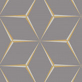 Albany Harper Yellow Wallpaper - Product code: 9740