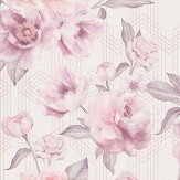 Albany Stella Blush Wallpaper - Product code: 9750