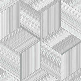 Albany Hudson Grey Wallpaper - Product code: 9792