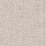 Arthouse Herringbone Tweed Natural Wallpaper - Product code: 942405